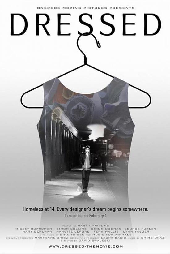 Dressed-poster